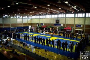 Venue - BJJ Camp Finder - Summer week